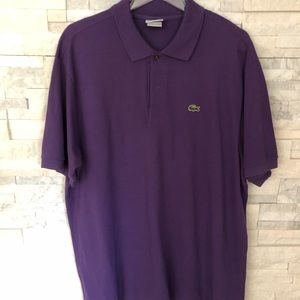 Lacoste Men's Polo Shirt - Size 7, XL